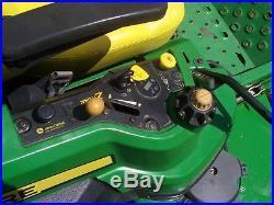John Deere Z TRAK Pro Z950A, 72 7 Iron deck, 31hp, zero turn, commercial mower