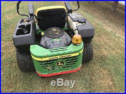 John Deere Z-Trak Z245 Zero Turn Lawn Mower. Only 188 hrs. No Reserve
