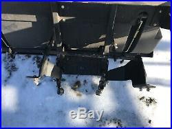 John Deere Zero Turn Dump Seat Collection Ststem Z820 Z810 Z910 Z920 Z930