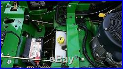John Deere zero turn mower / Z930A / ONLY 145 hours