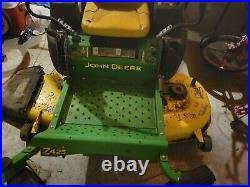 John deer 425 zero turn lawn mower