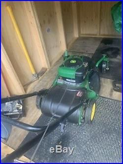 John deere zero turn lawn mower 190cc Great Mower No Rust Awesome Shape