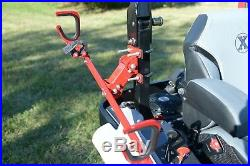 Jungle Jim's Zero Turn Mower Trimmer Rack ZT-TR
