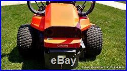 KUBOTA ZD28 Zero Turn Mower DIESEL 28HP 60' Cut Deck HIGH CONDITION 636Hrs