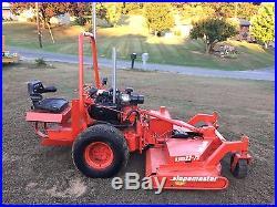 Kut Kwick Slopemaster Lawn Slope Brush Mower 72 Inch Front Cut Wam Wide Area