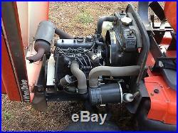 Kubota 18HP GF1800 Diesel Front Mount Zero Turn Mower