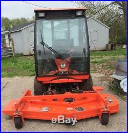 Kubota 3680 Zero Turn Front Riding Lawn Mower Diesel 2880E 3080 F3680 3080 F3990