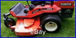 Kubota 72'' Diesel zero turn mower