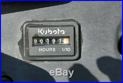 Kubota Diesel Commercial zero turn mower ZD326S 60 Pro Commercial Deck
