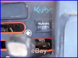 Kubota Diesel Zero Turn Mower