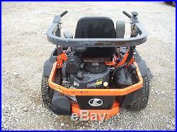 Kubota Z724XKW 23 HP Zero Turn Lawnmower 48 Commercial Deck Free Ship
