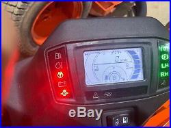 Kubota Z751 Lawn Mower Zero Turn Kawasaki 25.5 Hp 37 Hours Free Shipping 48
