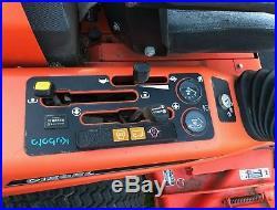 Kubota ZD18 54 54 Inch Diesel Zero Turn Mower ZD21 ZD28 ZD 21 28 950 Hours
