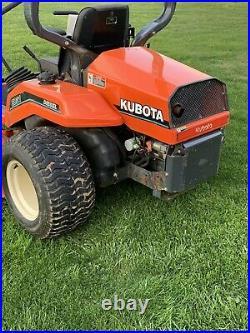 Kubota ZD21 60 Zero Turn Diesel Commercial Grade Lawn Mower