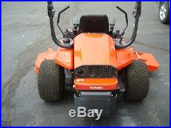 Kubota ZD28-F Zero Turn Lawn Mower 28HP Diesel 72