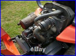 Kubota ZD28 Zero Turn Mower Diesel 60 INCH Pro Deck Just Serviced Runs Good