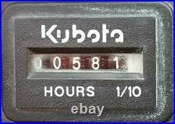 Kubota ZD326S 60 Diesel Zero Turn Mower with 3-Bag Style Grass Catcher