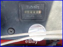 Kubota ZD326 ZERO TURN LAWN Mower 60 INCH PRO DECK DIESEL 26 HP WAM FAST