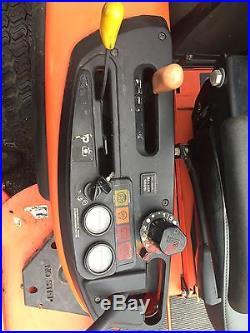 Kubota ZD331 Turn Mower