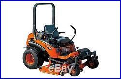 Kubota ZD331 ZERO TURN LAWN Mower 72 INCH PRO DECK DIESEL 31 HP WAM 1 OWNER