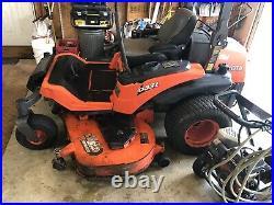 Kubota ZD331 Zero Turn Mower