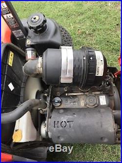 Kubota ZD331 Zero Turn Mower Only 420hrs