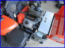 Kubota ZG 227A Zero Turn 27 hp. Gas 54 Comercial Rotary Mower 69 hrs