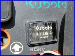 Kubota Zd21 Commercial Zero Turn Mower. 60 Pro Deck. Diesel Powered. Hyd Lift