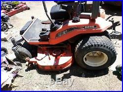Kubota Zd21 Zero Turn Mower 60