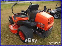 Kubota Zd326 Zd 326 Mower Zero Turn Bob Cat Tractor Diesel Ride On Commercial 60