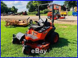 Kubota Zd326 Zero Turn Commercial Lawn Mower 60 Inch Deck Diesel Engine Last One