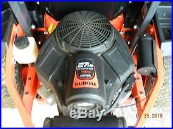 Kubota Zero Turn ZG127E
