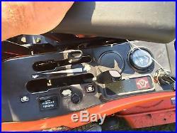 Kubota Zg23 ZERO TURN LAWN Mower 54 INCH PRO DECK 23 horse power HP low hours