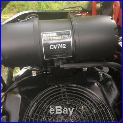 LIghtly Used 60 Toro Z Master Professional Zero-Turn Gas Riding Lawn Mower