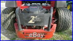 Land Pride Accu Z Zt60 Zero Turn Mower Ready To Mow New Tires Rung Great