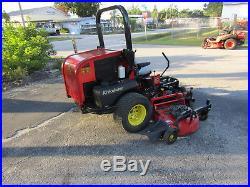 Lastec 3300 Articulator WAM Zero Turn 33 hp. Diesel 100 Rotary Mower Batwing