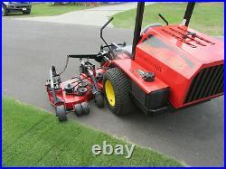 Lastec 3682 Articulator WAM Zero Turn 36 hp. Diesel 82 Rotary Mower 774 hrs