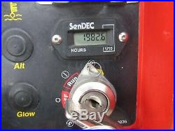Lastec Articulator 4520 WAM Zero Turn 45 hp. Diesel 120 Rotary Mower 1983 Hrs
