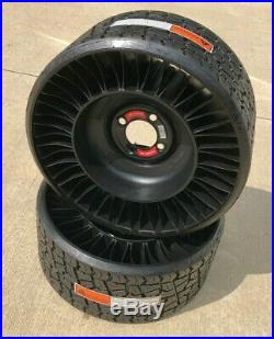 Michelin X Tweel Turf Tire Assembly 18x8.50-10 Fits Zero Turn Mowers