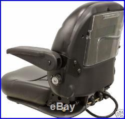 Milsco V5400 Air Ride Seat Hustler, Exmark, Toro, Bobcat, DIXI Chopper, Zero Turn #jq