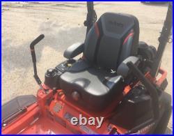 NEW UNUSED Kubota Z781KWTI-54 Commercial Zero Turn Lawn Mower