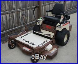 NICE! 2000 Grasshopper 618 52 Riding Lawn Mower- Very Nice! Well Maintained