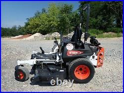 New 2020 Bobcat Zt6000 Zero Turn Mower 61 Airfx Deck 852 CC Kawasaki Gas Engine