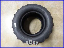 New 24X12.00-12 Carlisle AT101 Chevon Lug Tire Zero Turn Mowers withfree stem
