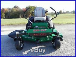 New Bob-cat Xrz Pro 52 Zero Turn Commercial Mower