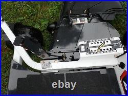 New Bobcat Zt3500 Zero Turn Mower, 61 Deck, 23.5 HP Kawasaki Gas Engine, 10 Mph