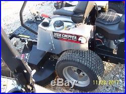 New Dixie Chopper 2016 Magnum Mr2560ko Zero Turn Mower Lawnmower 25 HP 60 Cut