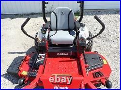 New Exmark Radius E Series Zero Turn Mower, 60 Deck, 708 Cc, Hydro, 8 Mph