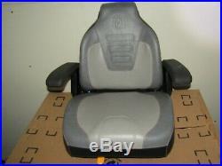New Husqvarna Seat P/N 501580402 M-ZT & P-ZT Zero Turn Mower