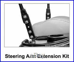 New OEM Hustler 122760 Steering Arm Extension Kit for most zero turn mowers